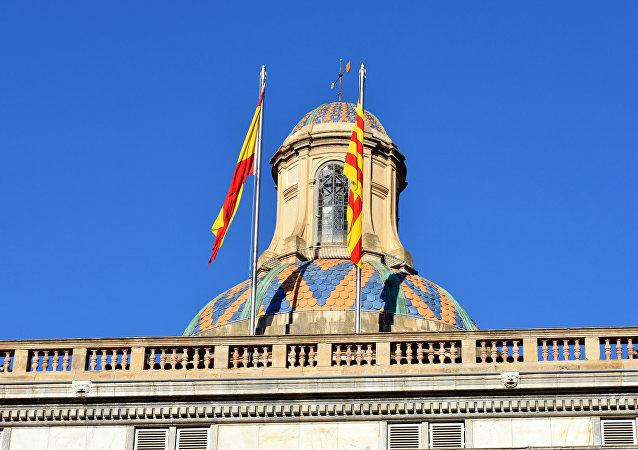 Palacio de la Generalit, Cataluña