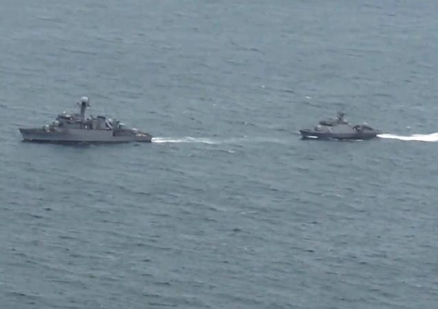 Así fue la respuesta naval de Seúl a la prueba nuclear de Corea del Norte