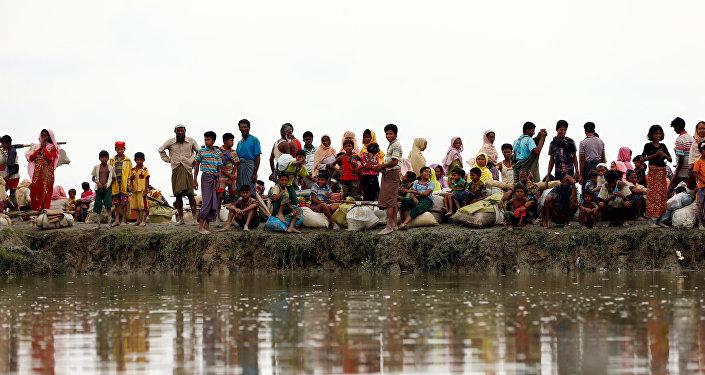 Myanmar pone restricciones a prensa durante visita del papa