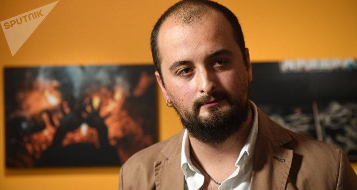 Alejandro Martínez Vélez, ganador del Concurso Internacional de Fotoperiodismo Andrei Stenin