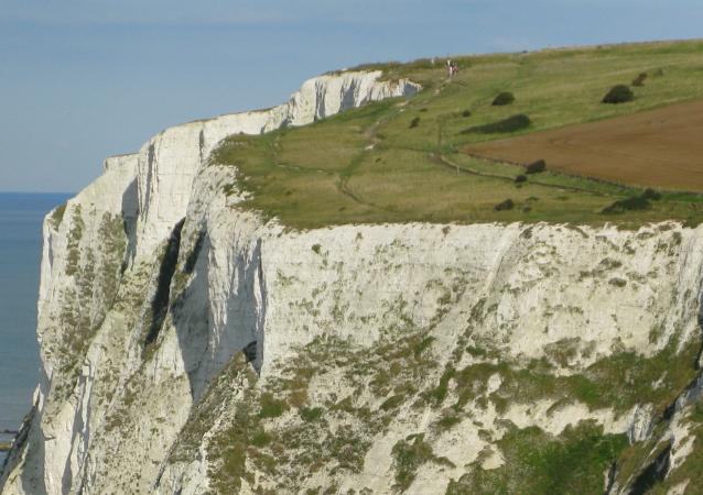 Los acantilados de Dover