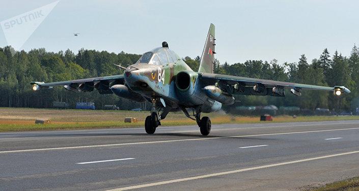 Preparación para los ejercicios militares ruso-bielorrusos Zapad 2017
