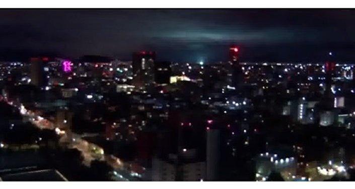 Sismo en la Ciudad de México