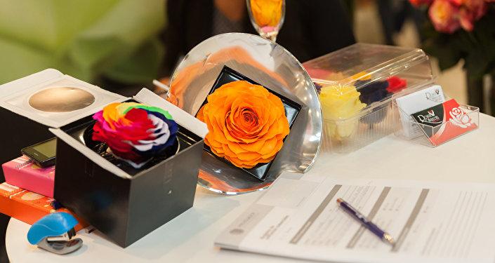 La participación de Ecuador en la feria Flowers Expo de Moscú