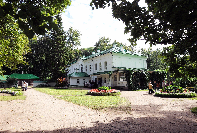 La finca de Tolstói Yasnaya Poliana, situada en la región de Tula
