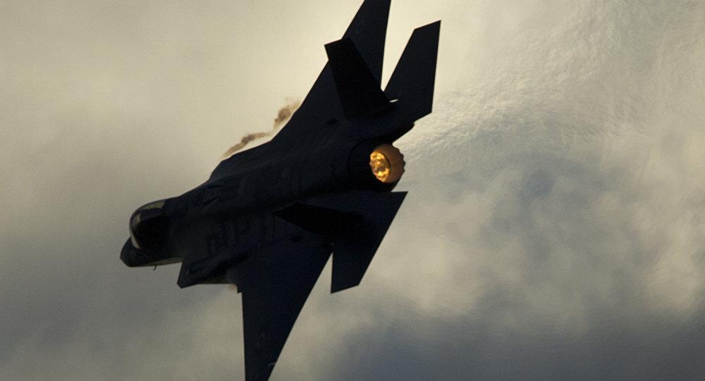 Un avión israelí (archivo)
