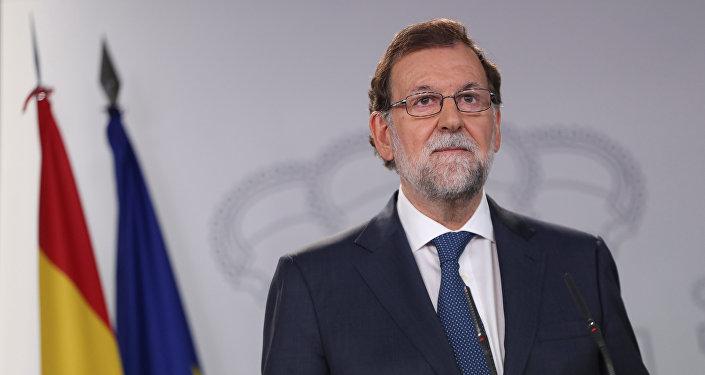 Mariano Rajoy, presidente del Gobierno de España (archivo)