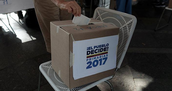 Las elecciones en Venezuela (archivo)