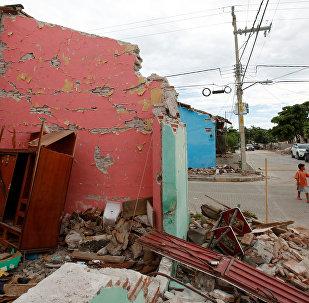 Consecuencias de un terremoto en México