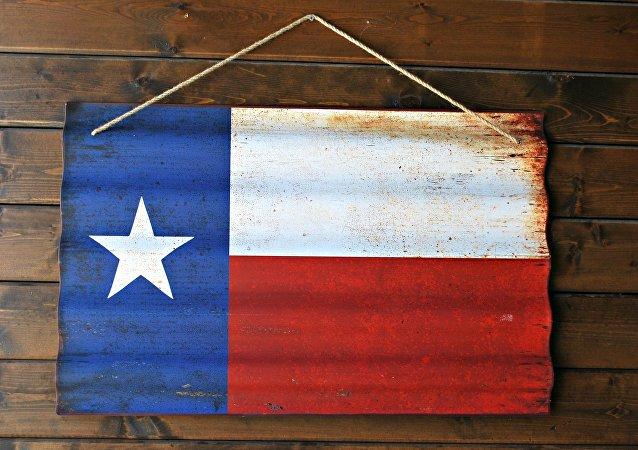 Bandera del Estado de Texas, EEUU