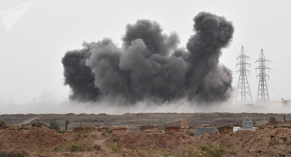 Un ataque contra las posiciones de Daesh en Siria
