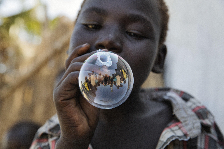 Estado del Alto Nilo. Sudán del Sur. Noviembre 2015