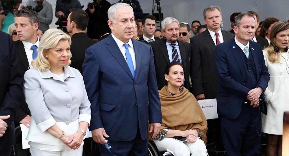 Peña Nieto se reúne con Netanyahu en Los Pinos