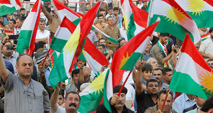 Los kurdos iraquíes (archivo)