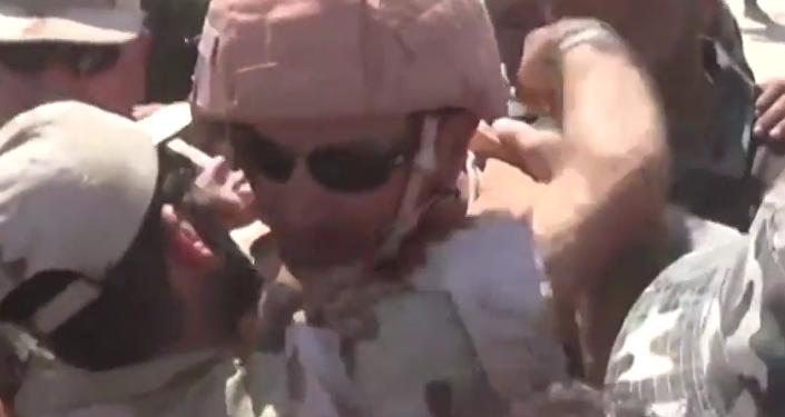 Vídeo: el Ejército sirio rompe las defensas de Daesh en la principal entrada de Deir Ezzor