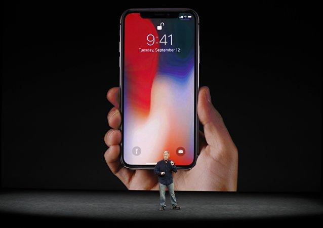 La presentación del iPhone X