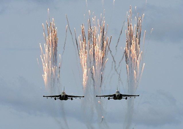 Preparación para los ejercicios conjuntos de las fuerzas armadas de Rusia y Bielorrusia Zapad-2017