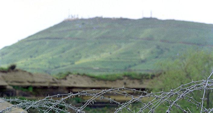 Los Altos del Golán (archivo)