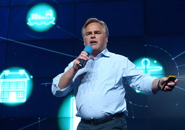 Evgueni Kaspersky, CEO y cofundador de Kaspersky Lab