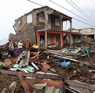 Consecuencias del huracán Irma en Cuba
