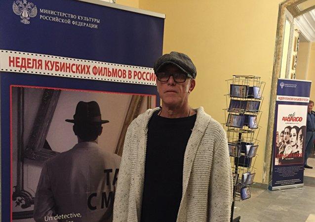 Arturo Santana, cineasta cubano