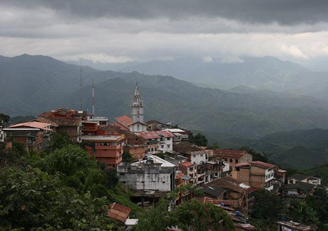 Zaruma, Ecuador