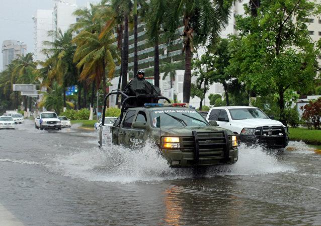 Situación en México ante la llegada de la tormenta Max
