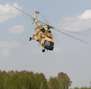 Helicóptero Mi-17V-5 (archivo)