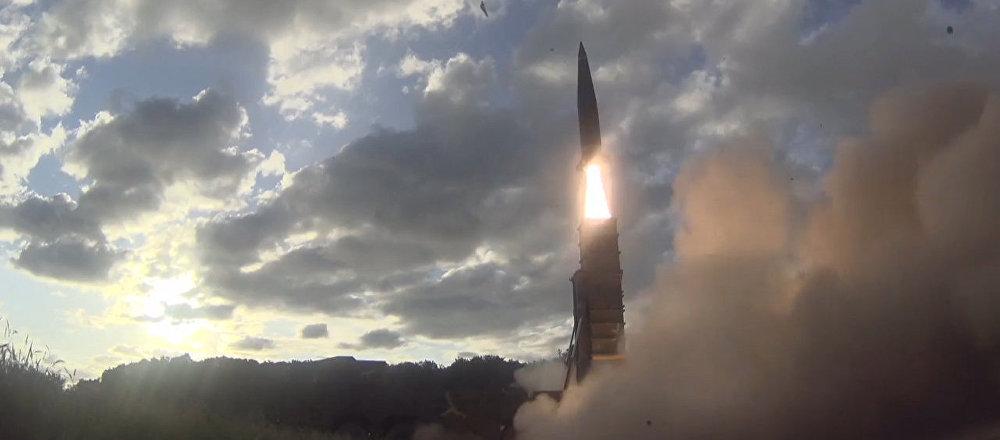 Así respondió Corea del Sur al ensayo del misil norcoreano