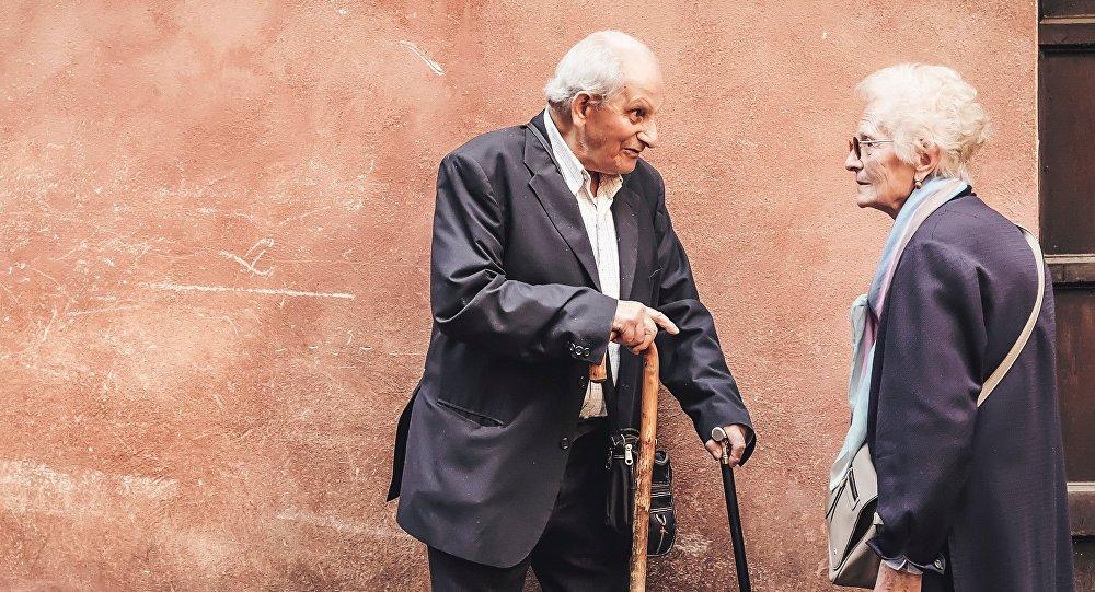 Ancianos (imagen referencial)
