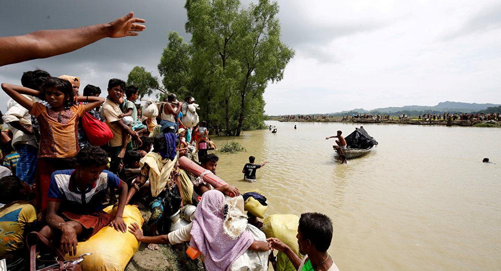 Los rohinyás de Birmania