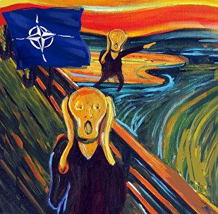 'El grito' de la OTAN ante las maniobras ruso-bielorrusas Zapad 2017