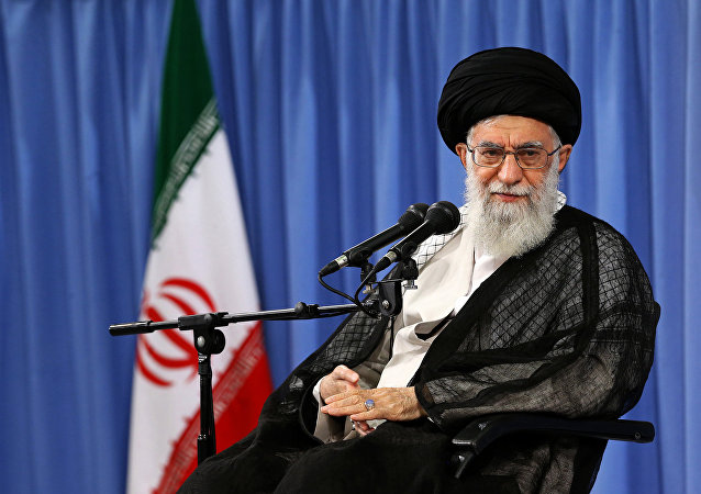 Ayatolá Alí Jamenei, el líder supremo de Irán