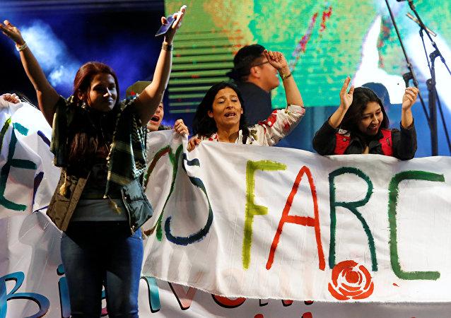Partidarios de las FARC