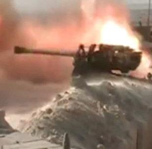 Así logró Siria cortar la principal vía de abastecimiento de Daesh en Deir Ezzor