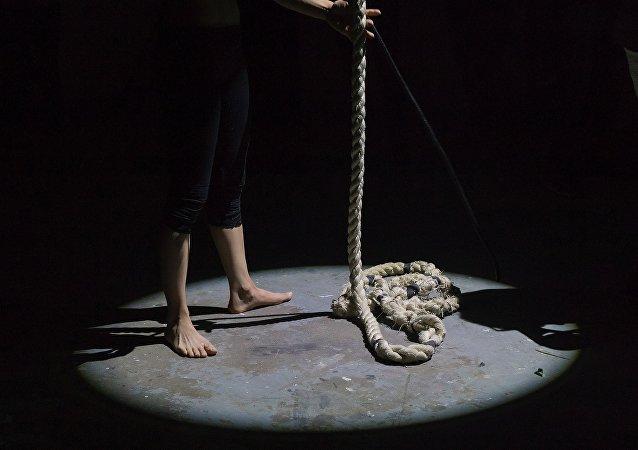 Esclavitud (imagen referencial)