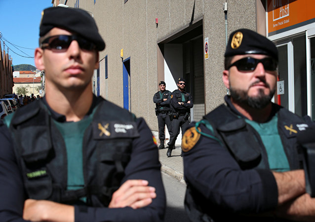 Guardia Civil de España