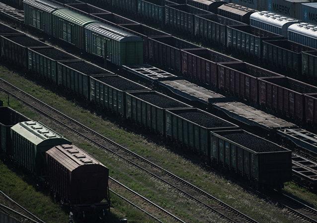 Trenes de carga
