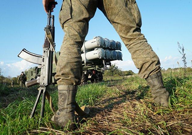 Las maniobras militares conjuntas ruso-bielorrusas Zapad 2017