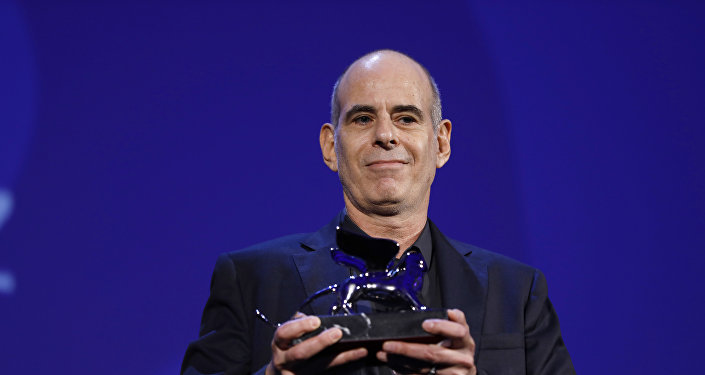 Samuel Maoz, director de cine israelí