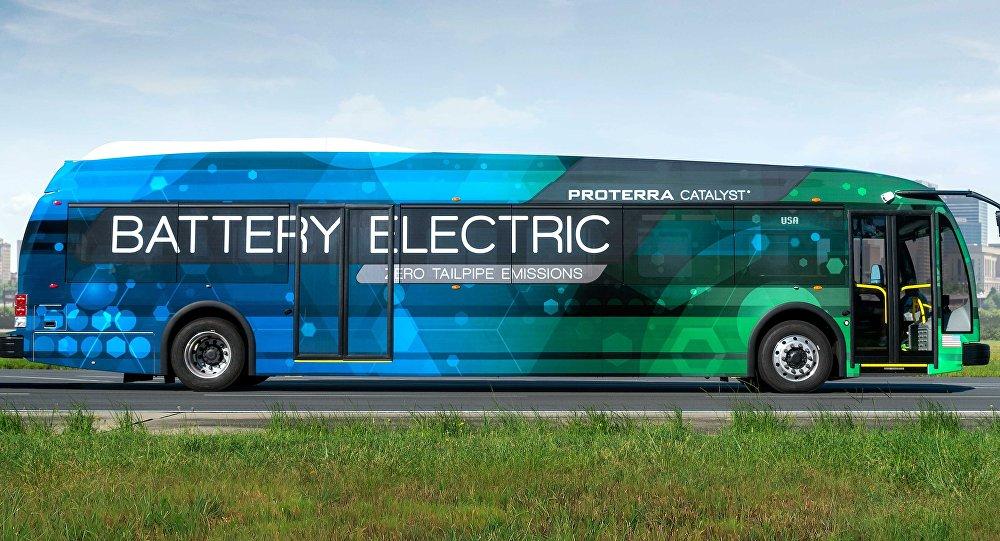 Electrobús Catalyst E2 Max