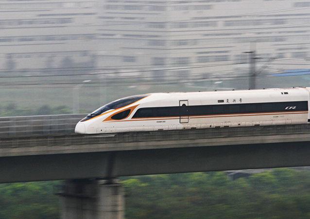 Fuxing, tren chino de alta velocidad