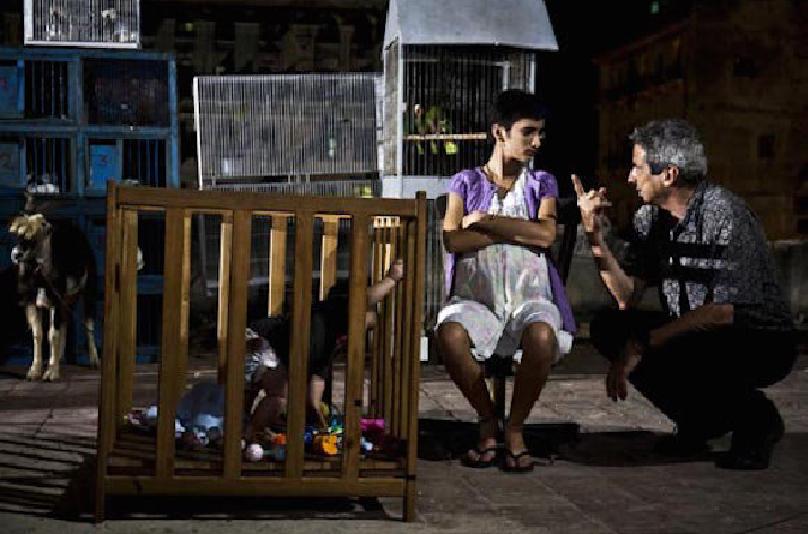 Fotograma de la película 'Últimos días en La Habana'