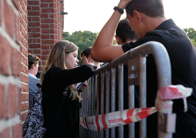 Evacuaciones en Moscú por falsas alarmas de bomba