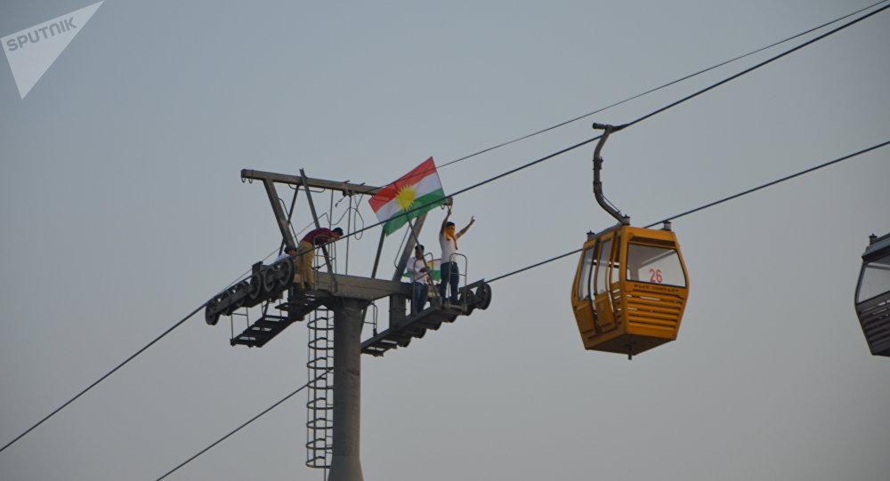Presidente de Kurdistán mantiene referendo pese a presiones