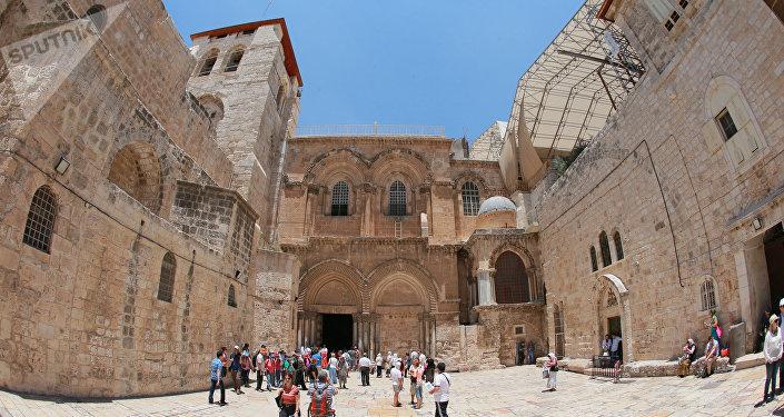 Iglesia del Santo Sepulcro (archivo)