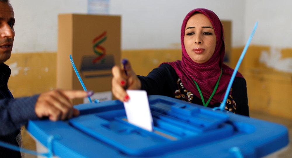 El referéndum en Kurdistán