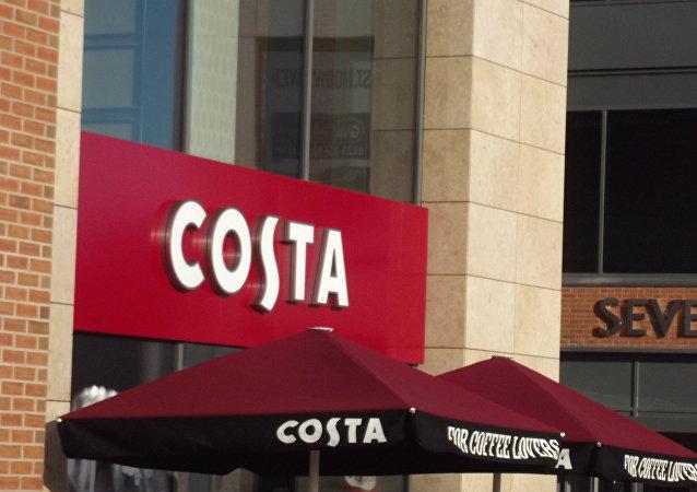 Cafetería Costa Coffee