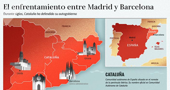 La larga historia del enfrentamiento entre Madrid y Barcelona