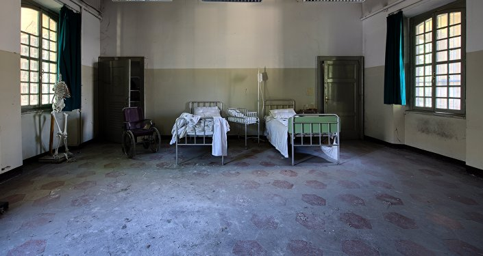 Un hospital (imagen referencial)